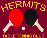 Hermits Table Tennis Club, Bradford